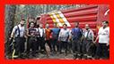 14ساعت عملیات نفس گیر اطفای آتش سوزی جنگل در شهر صنعتی رشت/گزارش تصویری