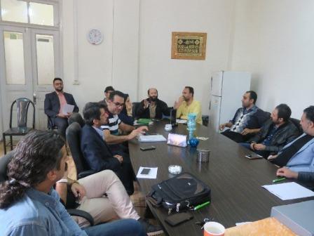 سازمان فرهنگی اجتماعی وورزشی شهرداری رشت : گزارش تصویری نشست برنامه ریزی محتوایی تئاترخیابانی دائم