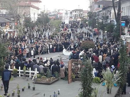 رییس سازمان فرهنگی، اجتماعی و ورزشی شهرداری رشت خبر داد: یادمان «از انقلاب مشروطه تا نهضت جنگل» برگزار می شود