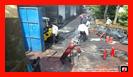 آتش سوزی در کارخانه لاستیک سازی آسیب جانی نداشت/آتش نشانی رشت