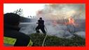 پوشش 107 مورد حریق و حادثه توسط آتش نشانان شهر باران تنها در 72 ساعت گذشته