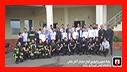 مسابقات عملیات آبرسانی آتش نشانان رشت برگزار شد