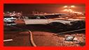 تصادف شدید خودرو در بلوار شهید افتخاری رشت