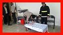 آموزش ایمنی و پیشگیری از چهارشنبه سوری خطرناک برای دانش آموزان /آتش نشانی رشت