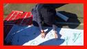 پیوستن دانش آموزان مدرسه بنت الهدی به کمپین /آتش نشانی رشت