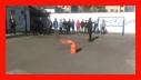 آمـوزش ایمنـی و آتش نشانی برای دانش آمـوزان دبیرستان قدس سپاه /آتش نشانی رشت
