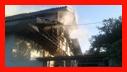 آتش بی احتیاطی جان منزل مسکونی را گرفت/آتش نشانی رشت