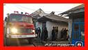 آتش سوزی منزل مسکونی در صف سر رشت/ گزارش تصویری