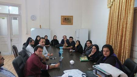 تقدیر اهالی تئاتر شهر رشت از رییس سازمان فرهنگی، اجتماعی، ورزشی شهرداری رشت