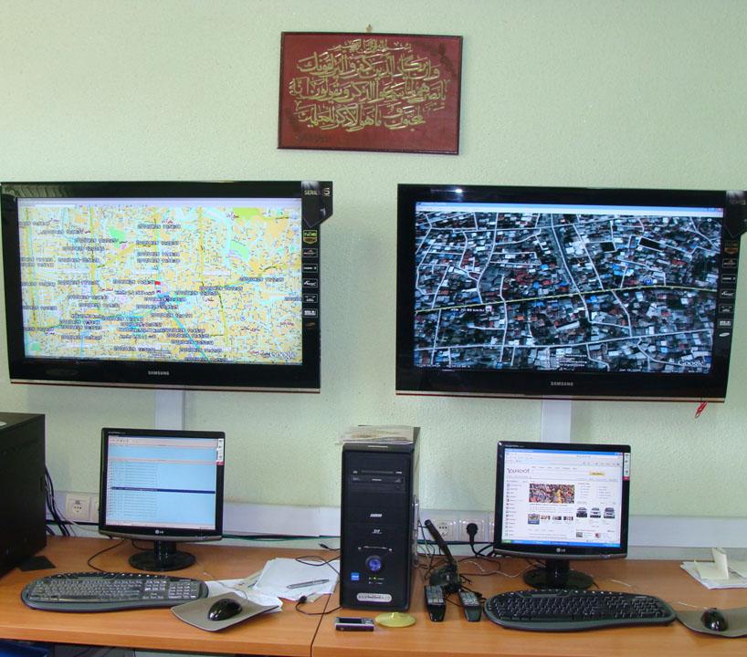 راه اندازی مرکز آنلاین کنترل و مدیریت هوشمند ناوگان